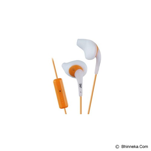 JVC Earphone [HA-ENR15] - White - Earphone Ear Monitor / Iem